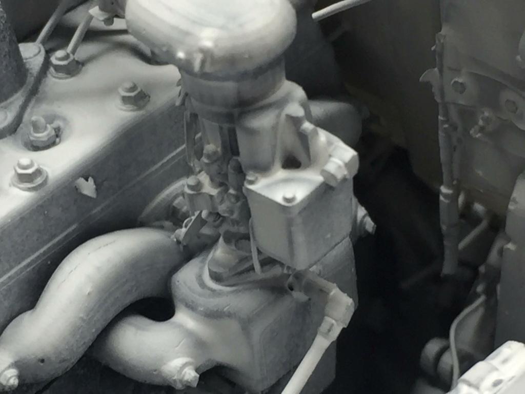 Jeep Willys en résine 3D au 1/24 et au 1/12 avec épave ( deuxième partie et fin au 1/24 ) - Page 3 Img_4644