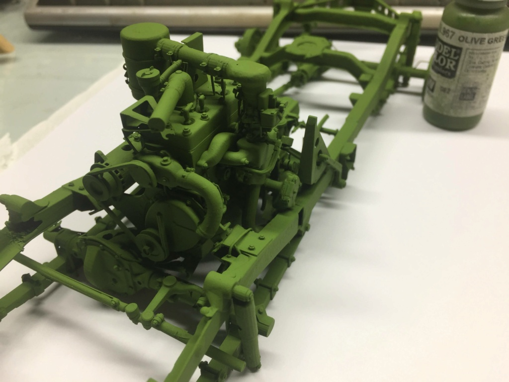 Jeep Willys en résine 3D au 1/24 et au 1/12 avec épave - Page 5 Img_4855