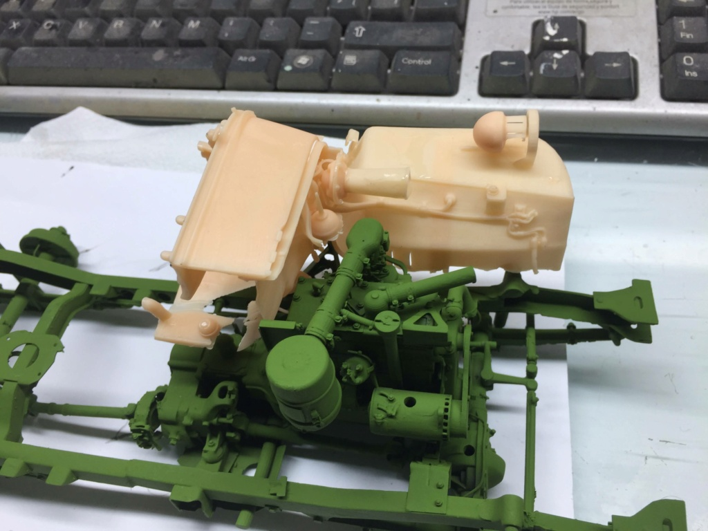 Jeep Willys en résine 3D au 1/24 et au 1/12 avec épave - Page 6 Img_5056