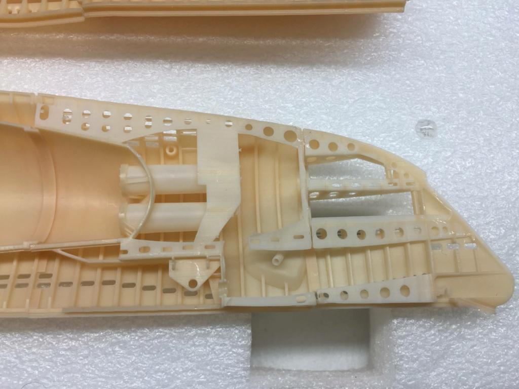 Sous-marin U-Boat VIID résine 3D au 1/100 Img_5062