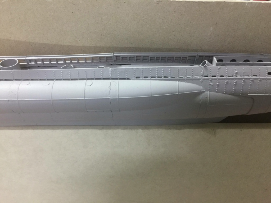 Sous-marin U-Boat VIID résine 3D au 1/100 - Page 2 Img_5159