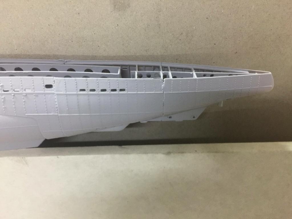 Sous-marin U-Boat VIID résine 3D au 1/100 - Page 2 Img_5162