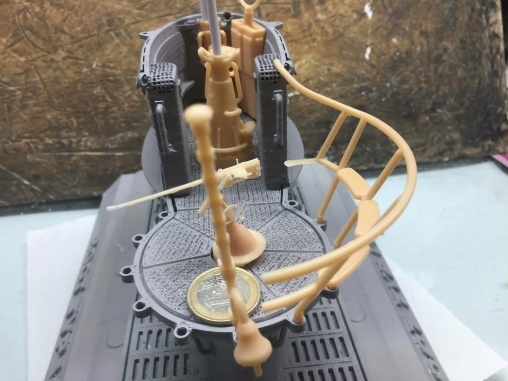 Sous-marin U-Boat VIID résine 3D au 1/100 - Page 4 Img_5245