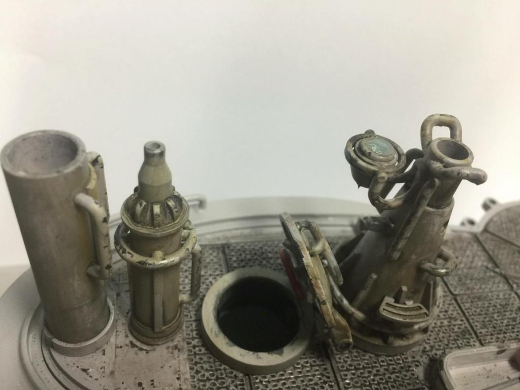 Sous-marin U-Boat VIID résine 3D au 1/100 - Page 4 Img_5253