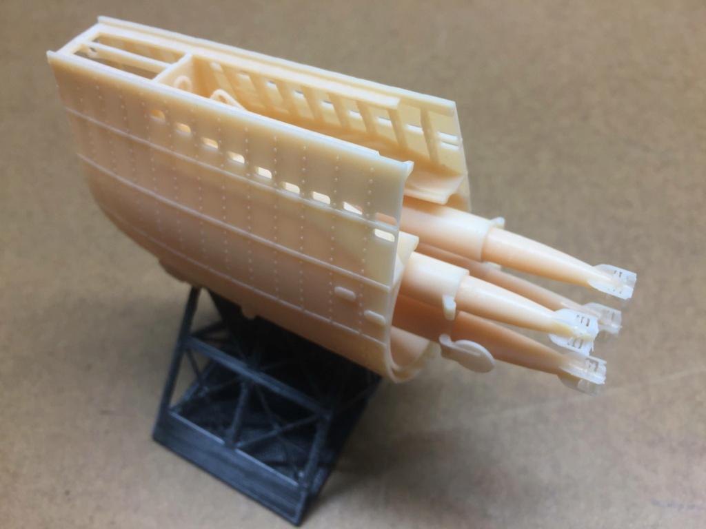 Sous-marin U-Boat VIID résine 3D au 1/100 - Page 4 Img_5312
