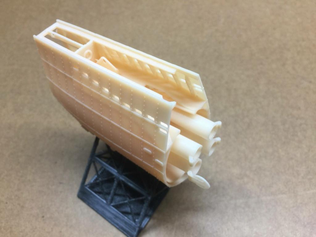 Sous-marin U-Boat VIID résine 3D au 1/100 - Page 4 Img_5313