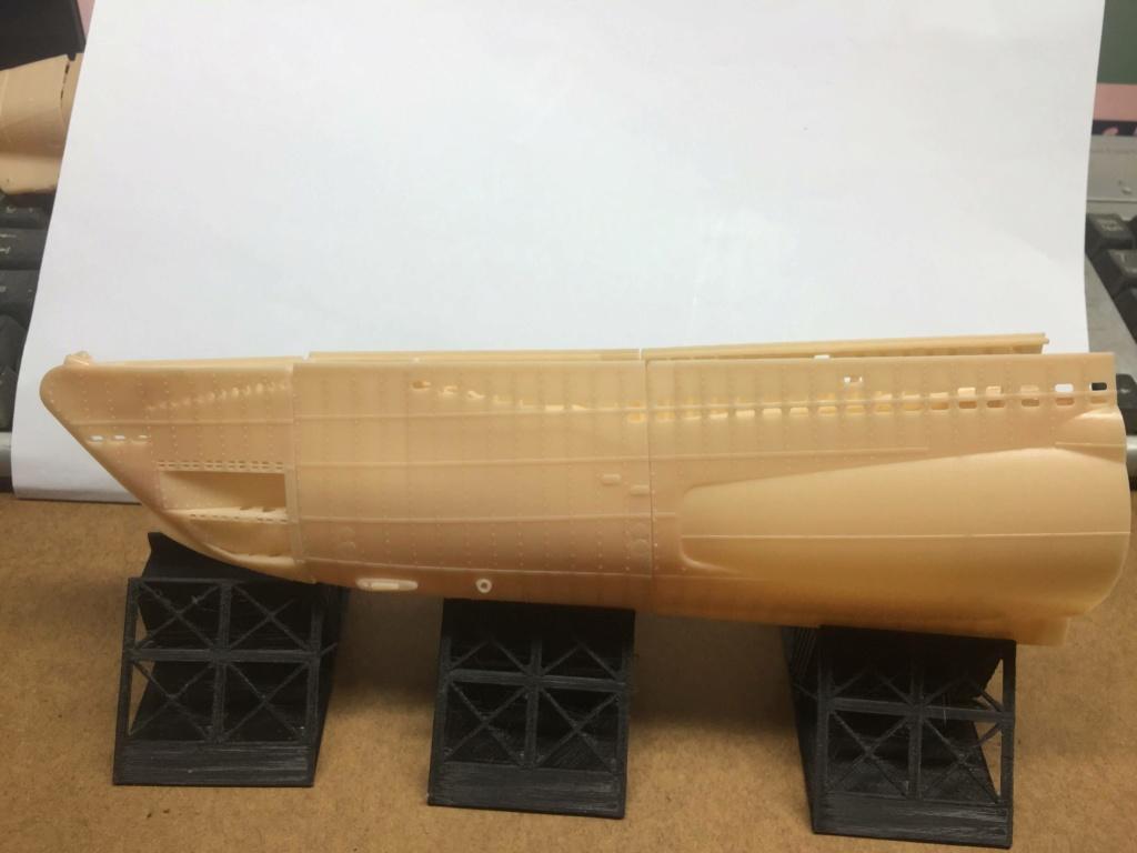 Sous-marin U-Boat VIID résine 3D au 1/100 - Page 4 Img_5315