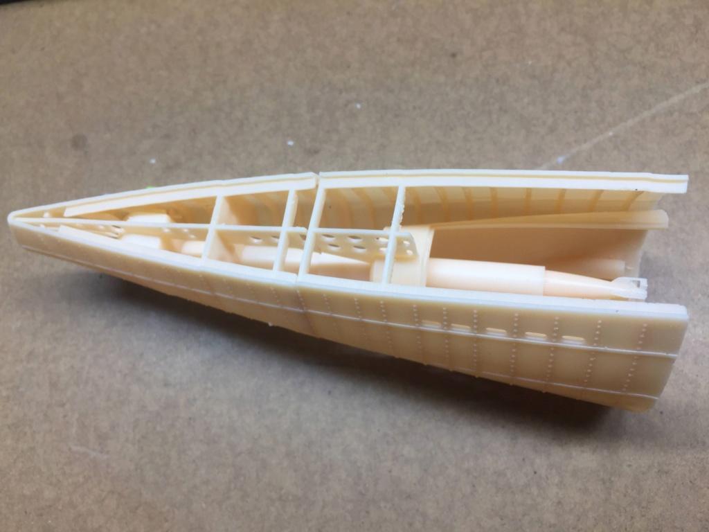 Sous-marin U-Boat VIID résine 3D au 1/100 - Page 4 Img_5331
