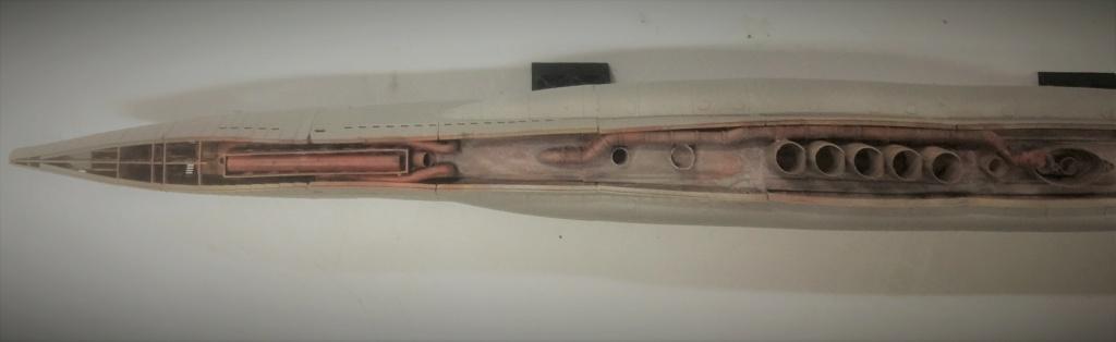 Sous-marin U-Boat VIID résine 3D au 1/100 - Page 6 Img_5547