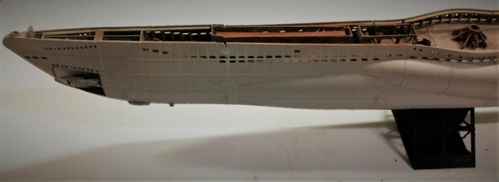 Sous-marin U-Boat VIID résine 3D au 1/100 - Page 6 Img_5550