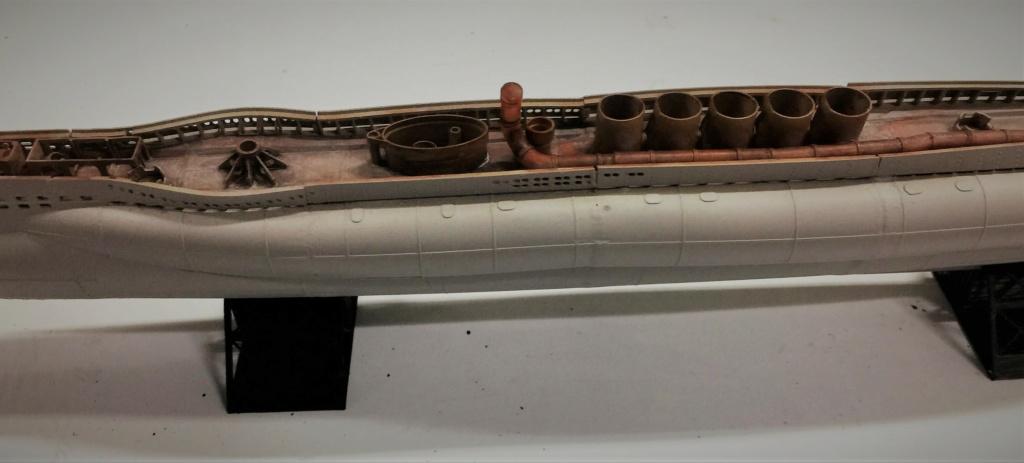 Sous-marin U-Boat VIID résine 3D au 1/100 - Page 6 Img_5551
