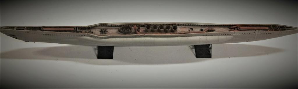 Sous-marin U-Boat VIID résine 3D au 1/100 - Page 6 Img_5552