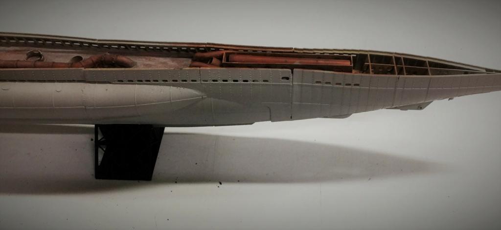Sous-marin U-Boat VIID résine 3D au 1/100 - Page 6 Img_5553