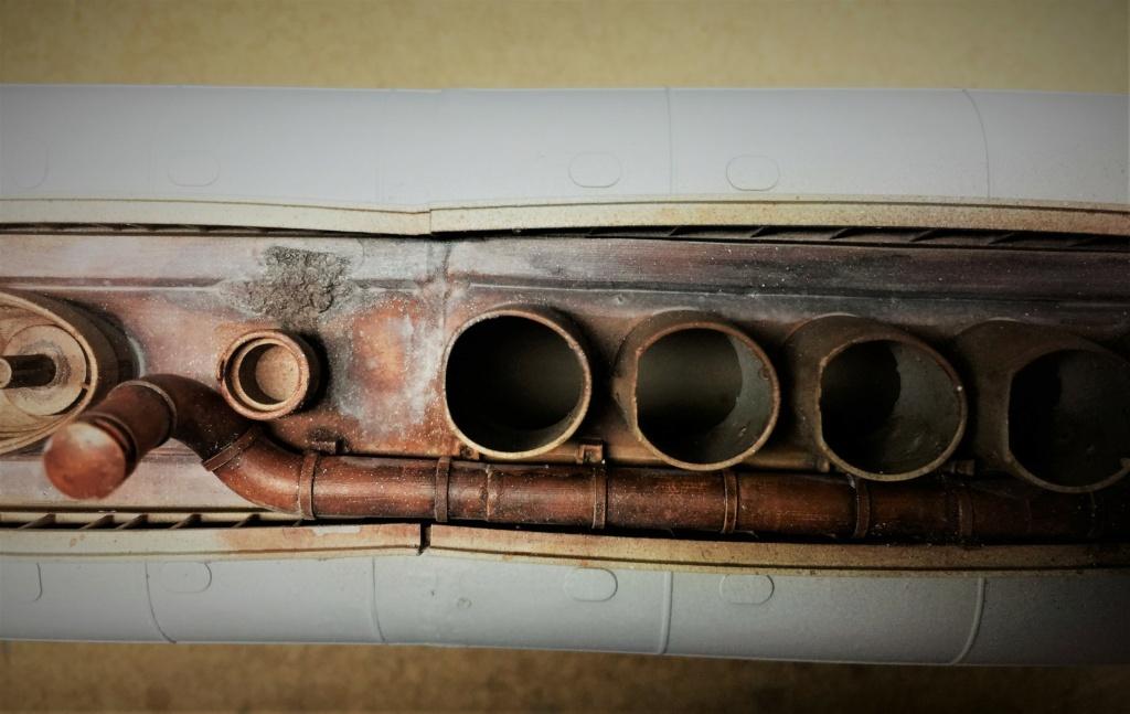 Sous-marin U-Boat VIID résine 3D au 1/100 - Page 6 Img_5554