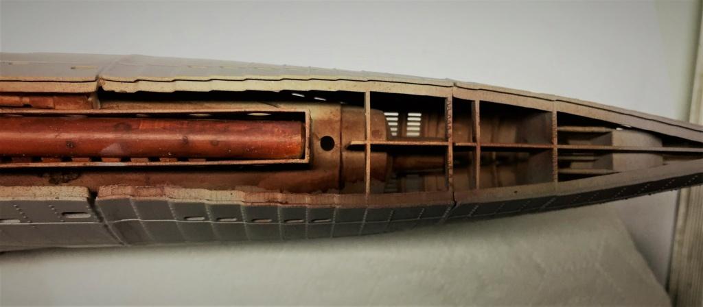 Sous-marin U-Boat VIID résine 3D au 1/100 - Page 6 Img_5555
