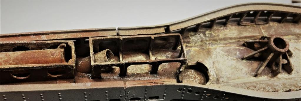 Sous-marin U-Boat VIID résine 3D au 1/100 - Page 6 Img_5564