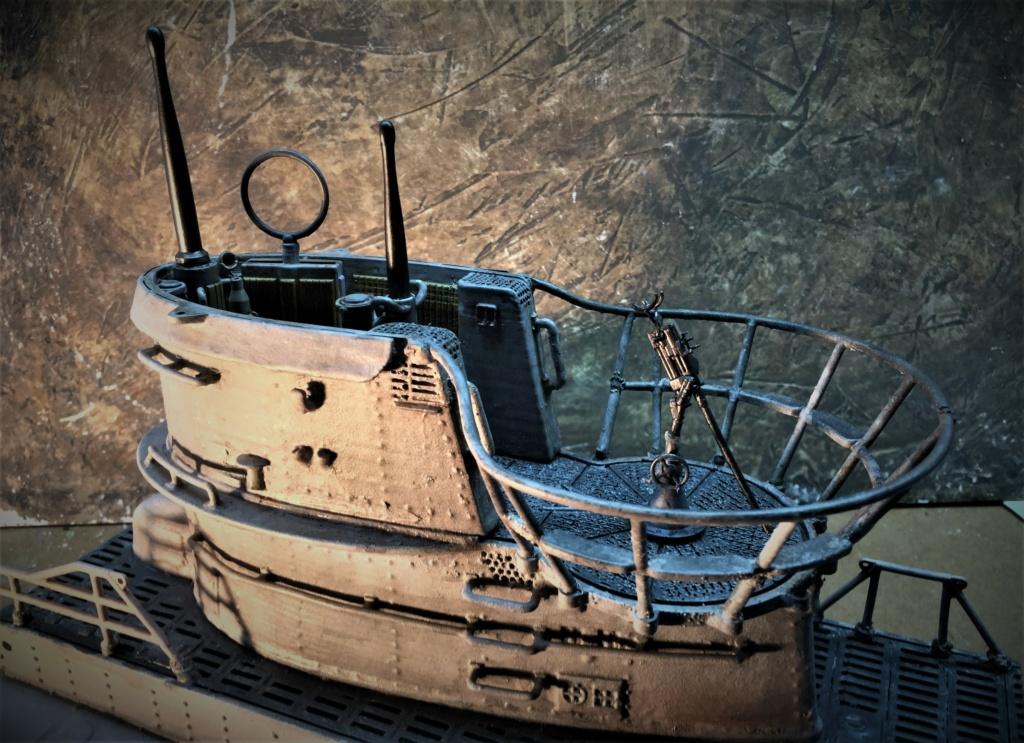 Sous-marin U-Boat VIID résine 3D au 1/100 - Page 6 Img_5565