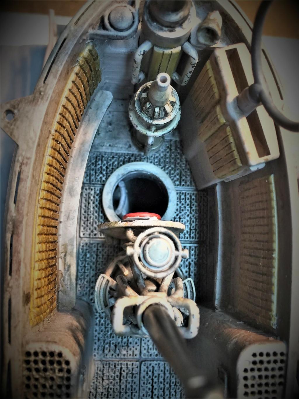 Sous-marin U-Boat VIID résine 3D au 1/100 - Page 6 Img_5614