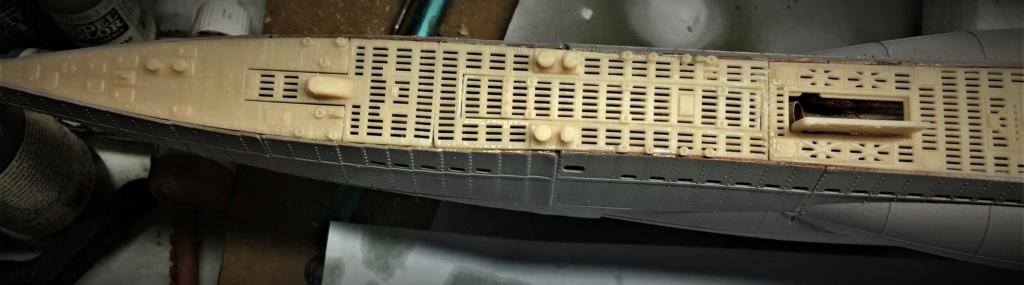 Sous-marin U-Boat VIID résine 3D au 1/100 - Page 7 Img_5728