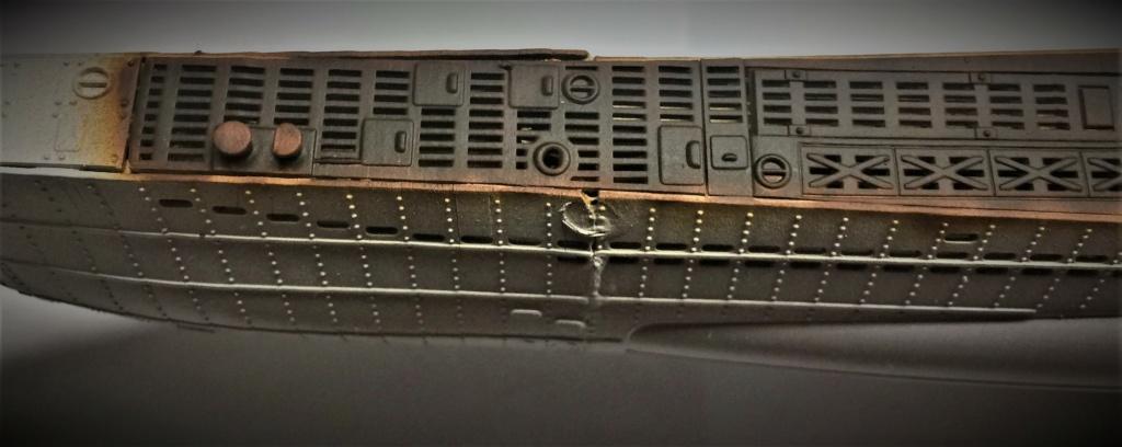 Sous-marin U-Boat VIID résine 3D au 1/100 - Page 8 Img_5739