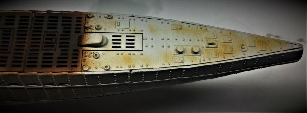 Sous-marin U-Boat VIID résine 3D au 1/100 - Page 8 Img_5742