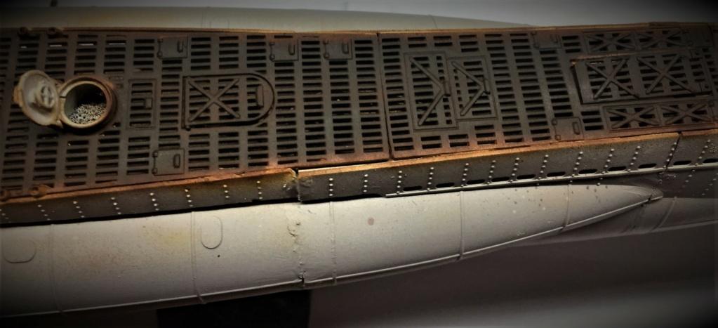 Sous-marin U-Boat VIID résine 3D au 1/100 - Page 8 Img_5743