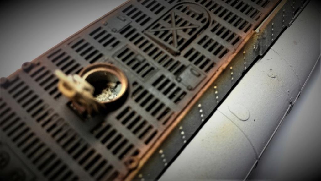 Sous-marin U-Boat VIID résine 3D au 1/100 - Page 8 Img_5744