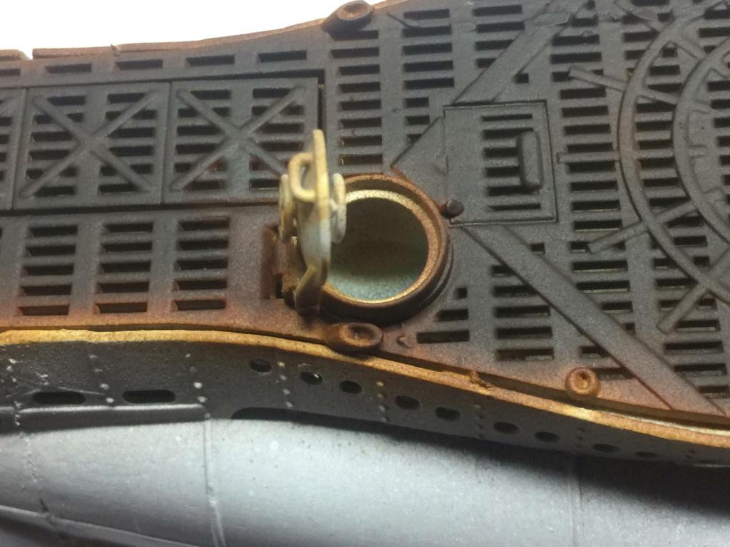 Sous-marin U-Boat VIID résine 3D au 1/100 - Page 8 Img_5745