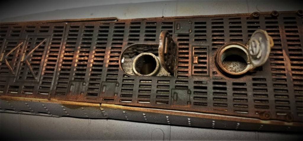 Sous-marin U-Boat VIID résine 3D au 1/100 - Page 9 Img_5830