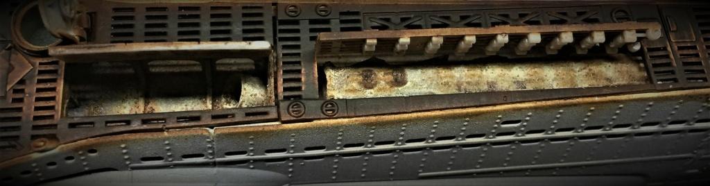 Sous-marin U-Boat VIID résine 3D au 1/100 - Page 9 Img_5833