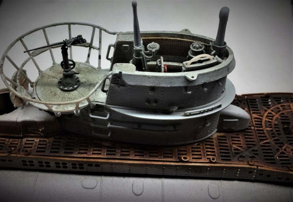 Sous-marin U-Boat VIID résine 3D au 1/100 - Page 9 Img_5836
