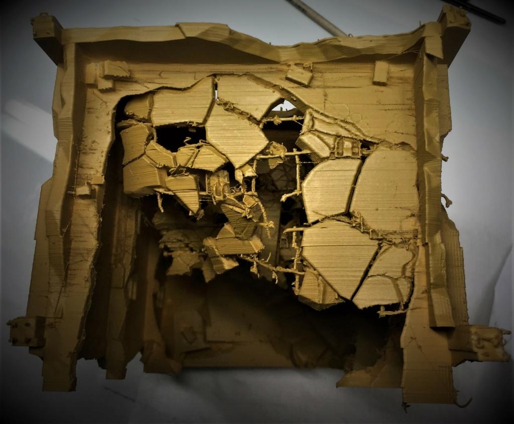Maison en ruine au 1/35 Plastique fondu Img_5860