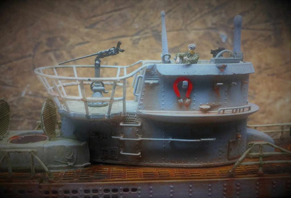 Sous-marin U-Boat VIID résine 3D au 1/100 - Page 9 Img_5863