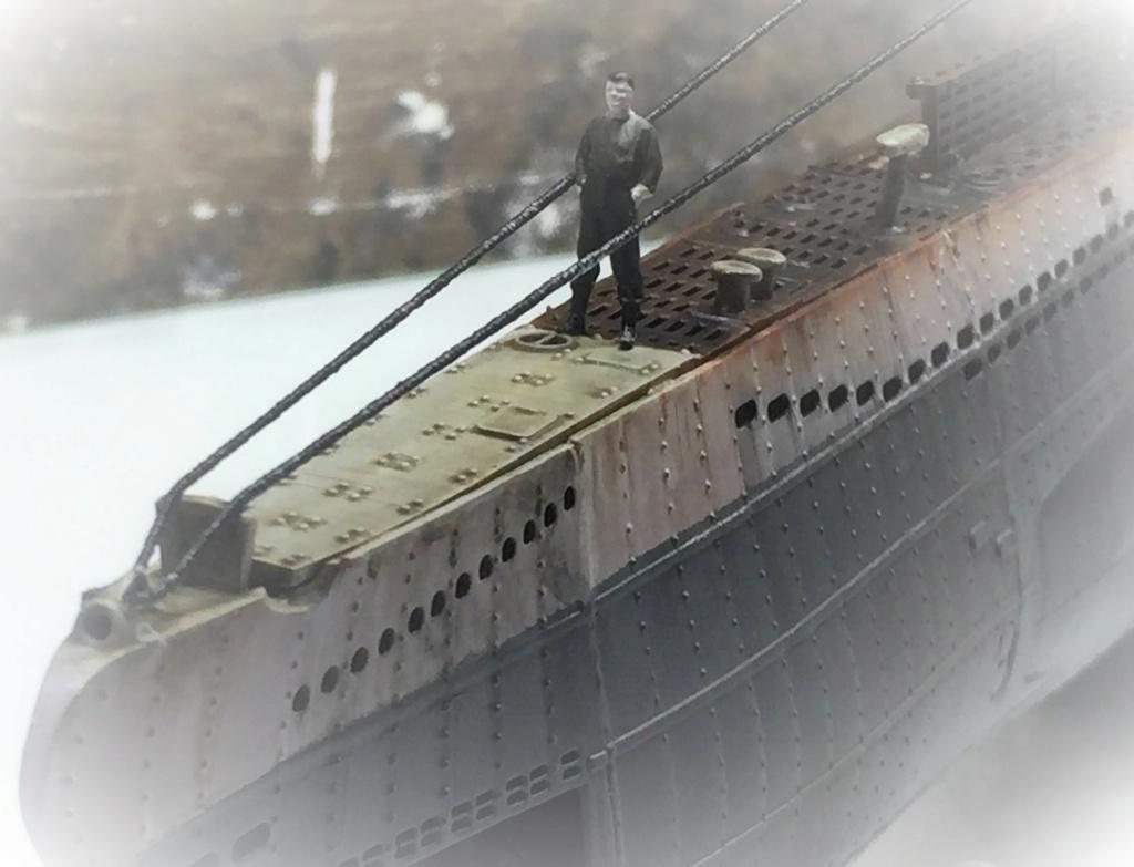 Sous-marin U-Boat VIID résine 3D au 1/100 - Page 10 Img_5917