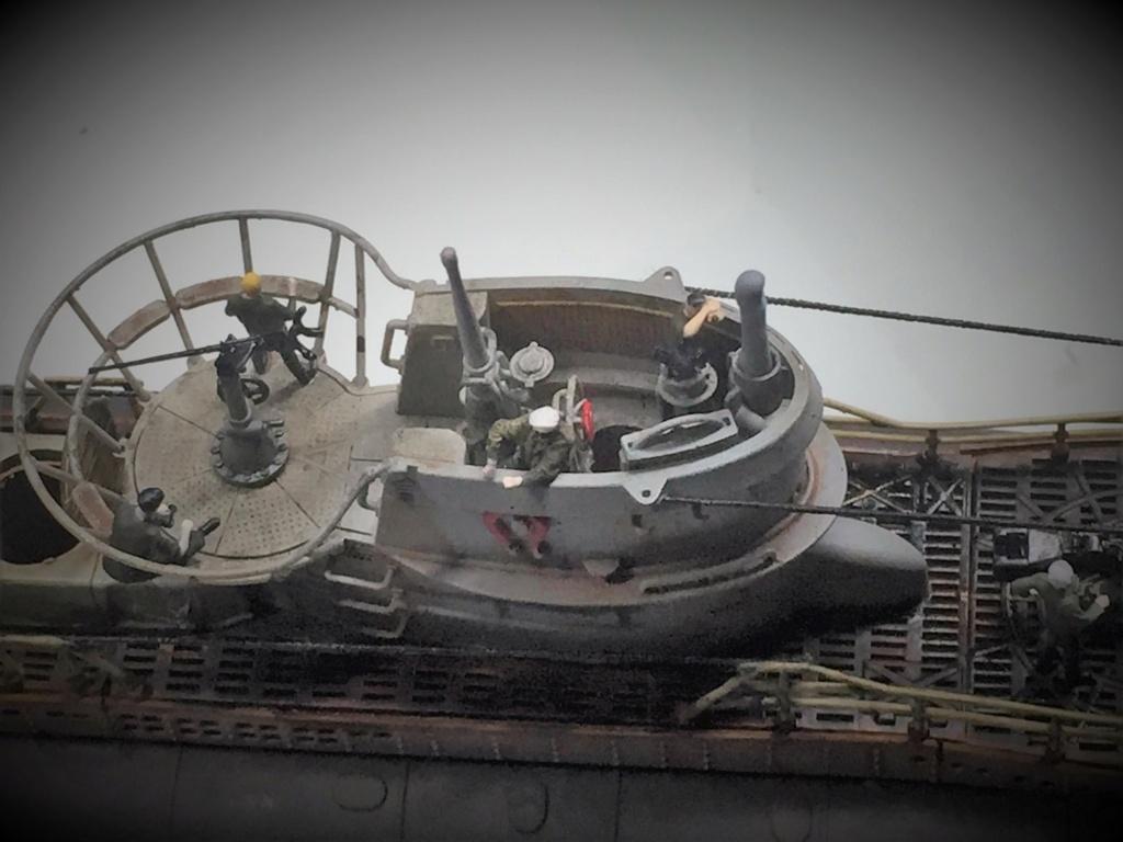 Sous-marin U-Boat VIID résine 3D au 1/100 - Page 10 Img_5925