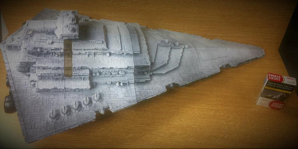 Destructeur Impérial grande taille plastique fondu Img_5934