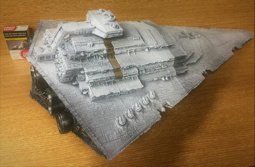 Destructeur Impérial grande taille plastique fondu Img_5935