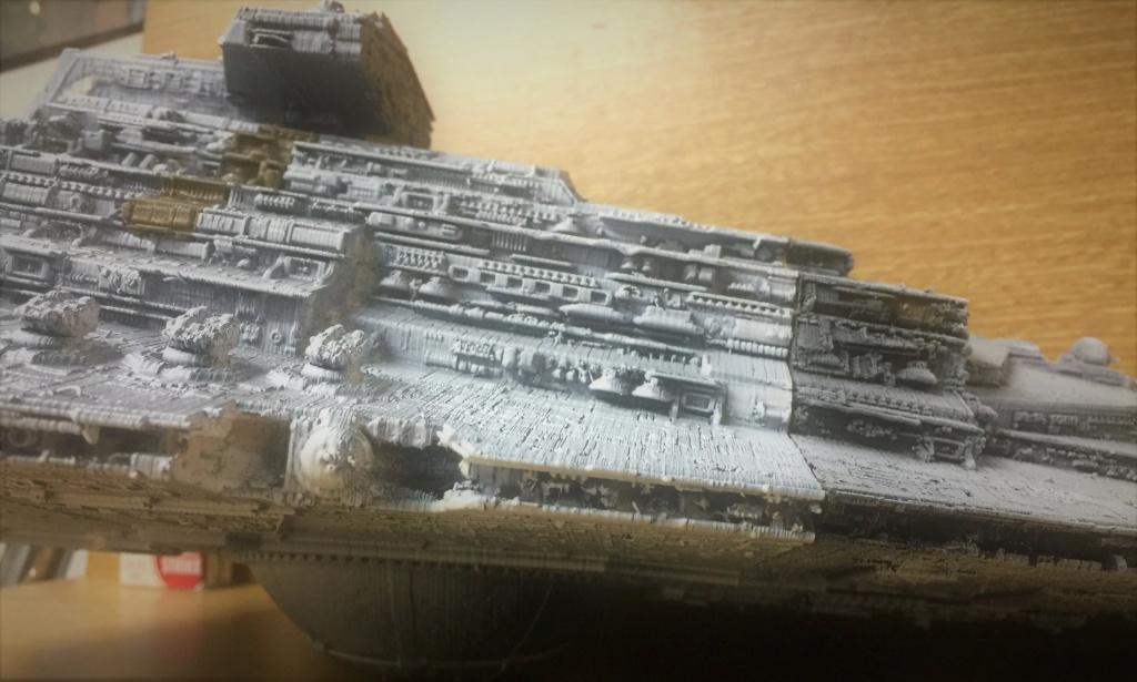 Destructeur Impérial grande taille plastique fondu Img_5941