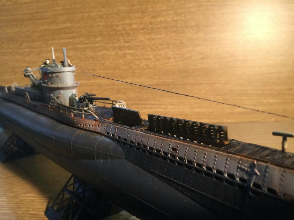 Sous-marin U-Boat VIID résine 3D au 1/100 - Page 10 Img_5947