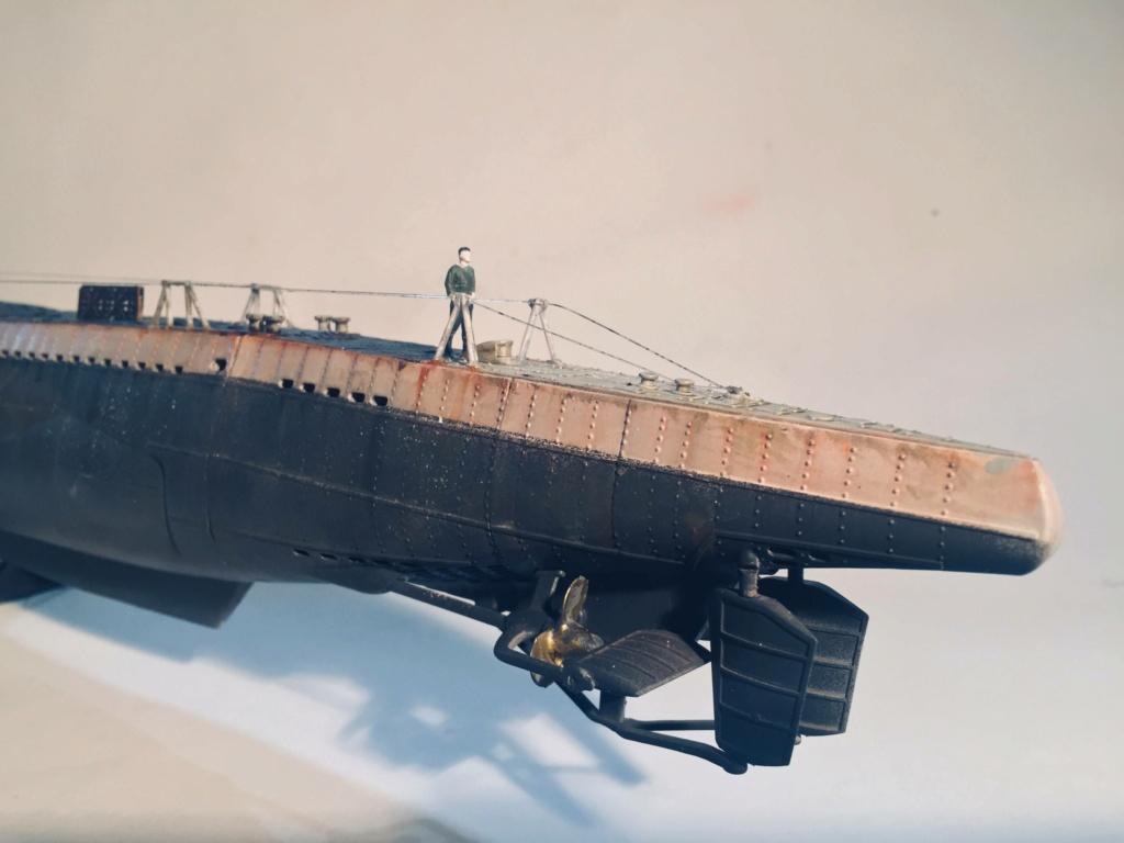 Sous-marin U-Boat VIID résine 3D au 1/100 - Page 10 Img_6010