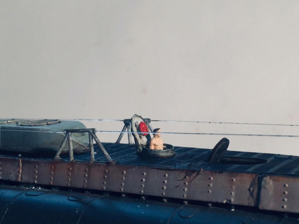 Sous-marin U-Boat VIID résine 3D au 1/100 - Page 10 Img_6011