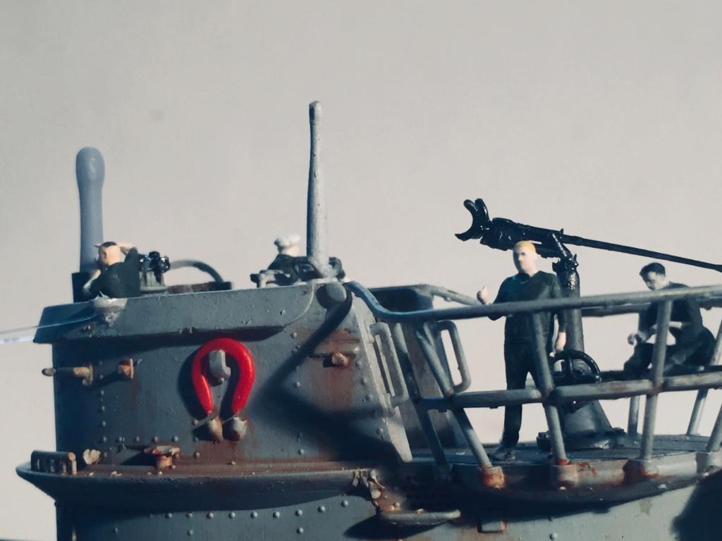 Sous-marin U-Boat VIID résine 3D au 1/100 - Page 10 Img_6012