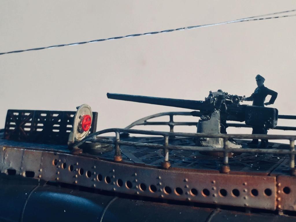 Sous-marin U-Boat VIID résine 3D au 1/100 - Page 10 Img_6013
