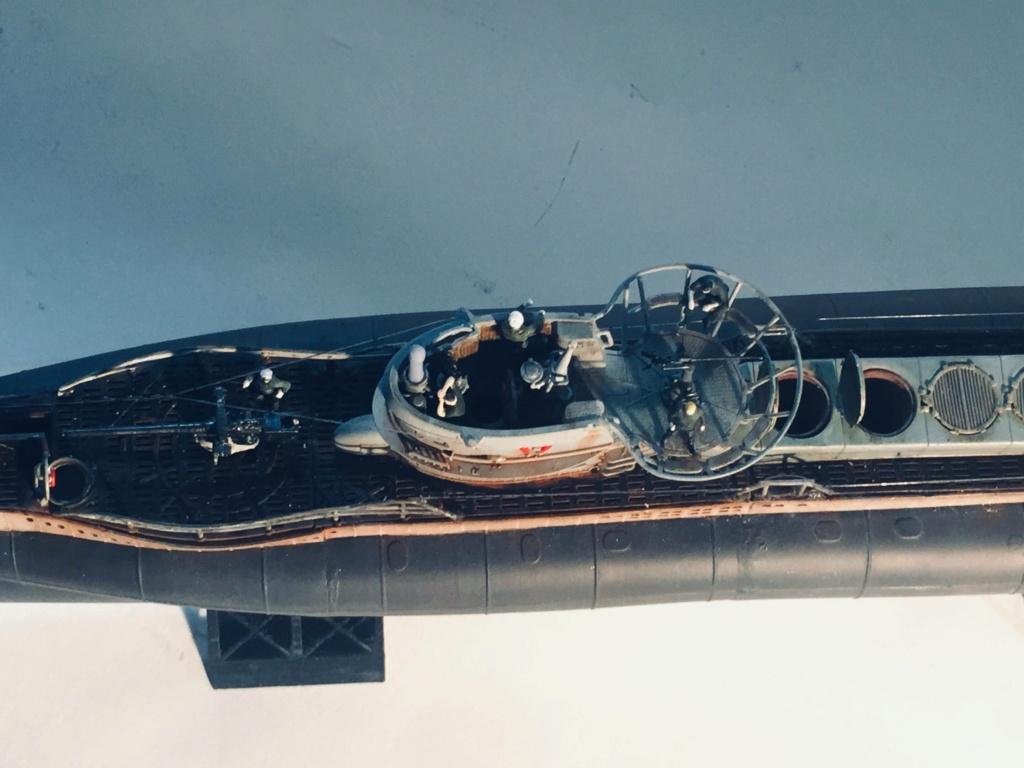 Sous-marin U-Boat VIID résine 3D au 1/100 - Page 10 Img_6015