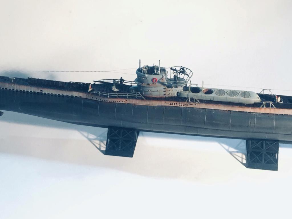 Sous-marin U-Boat VIID résine 3D au 1/100 - Page 10 Img_6016