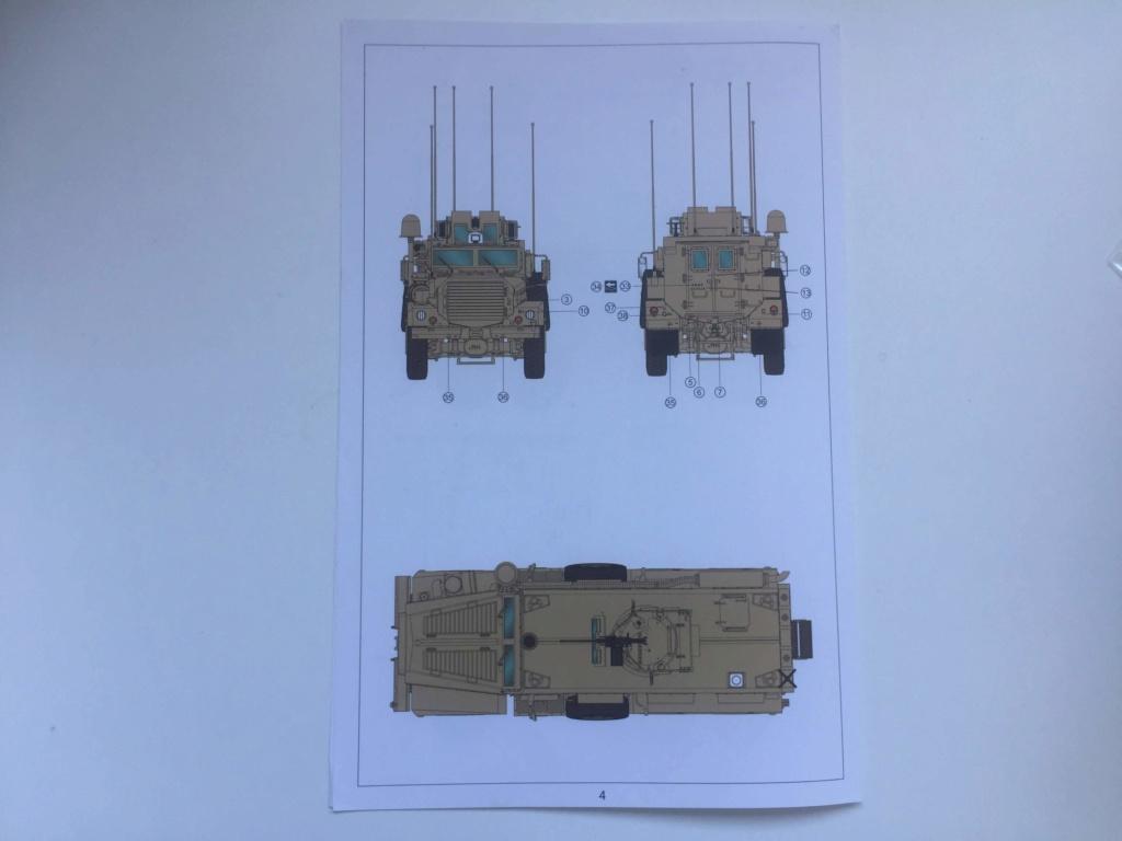 U.S. COUGAR 6X6 Mrap vehicle MENG 1/35 Termine Img_6138