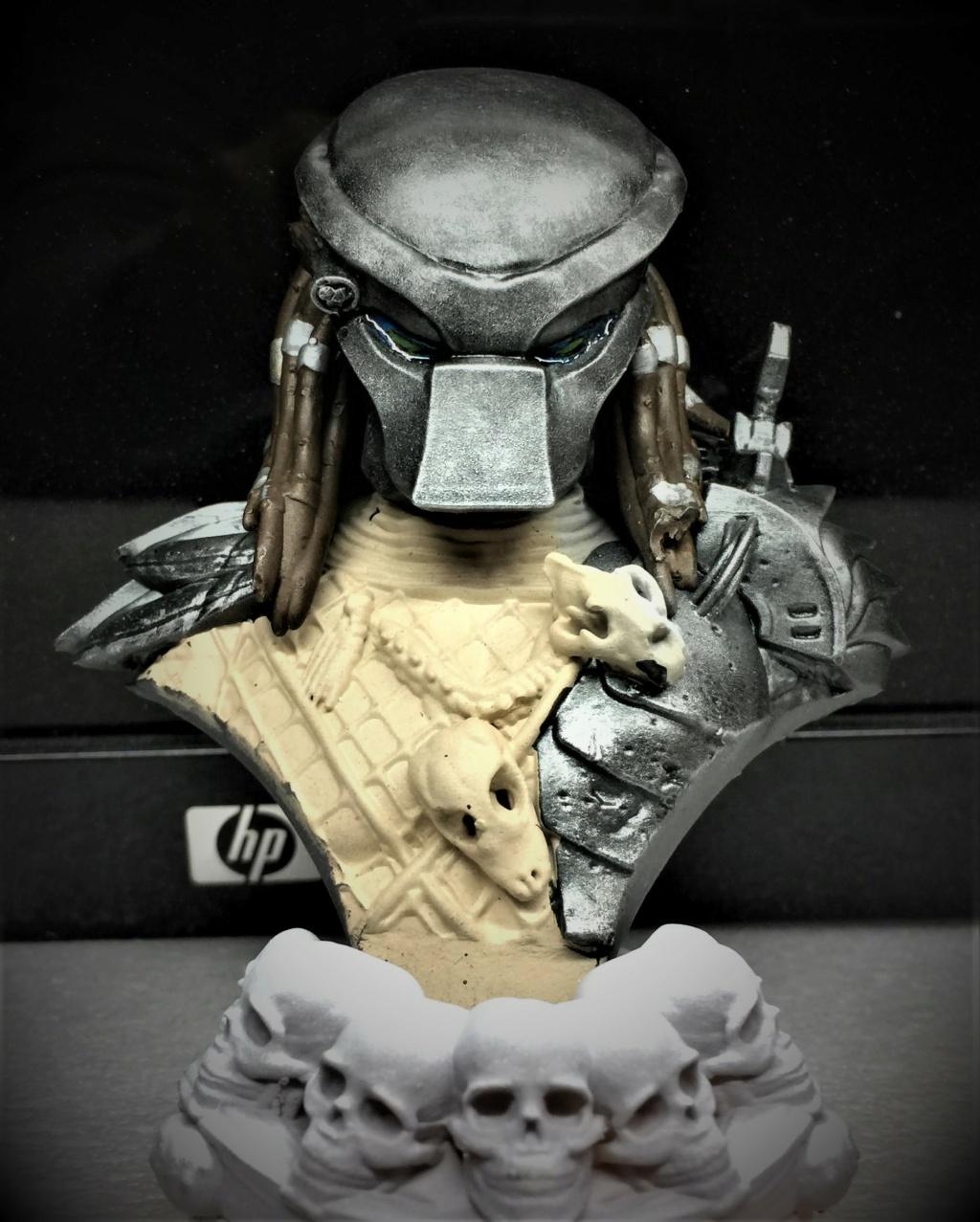 Buste Predator 1/10 Img_6161