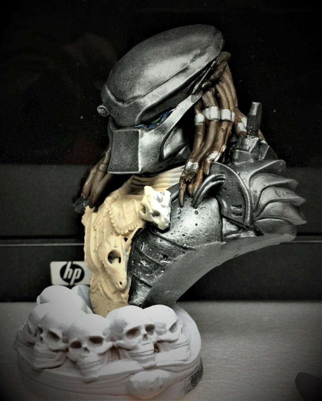 Buste Predator 1/10 Img_6162