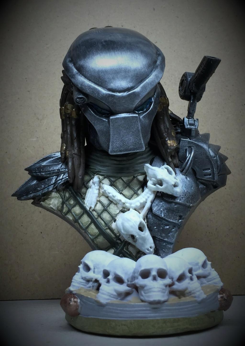 Buste Predator 1/10 Img_6163