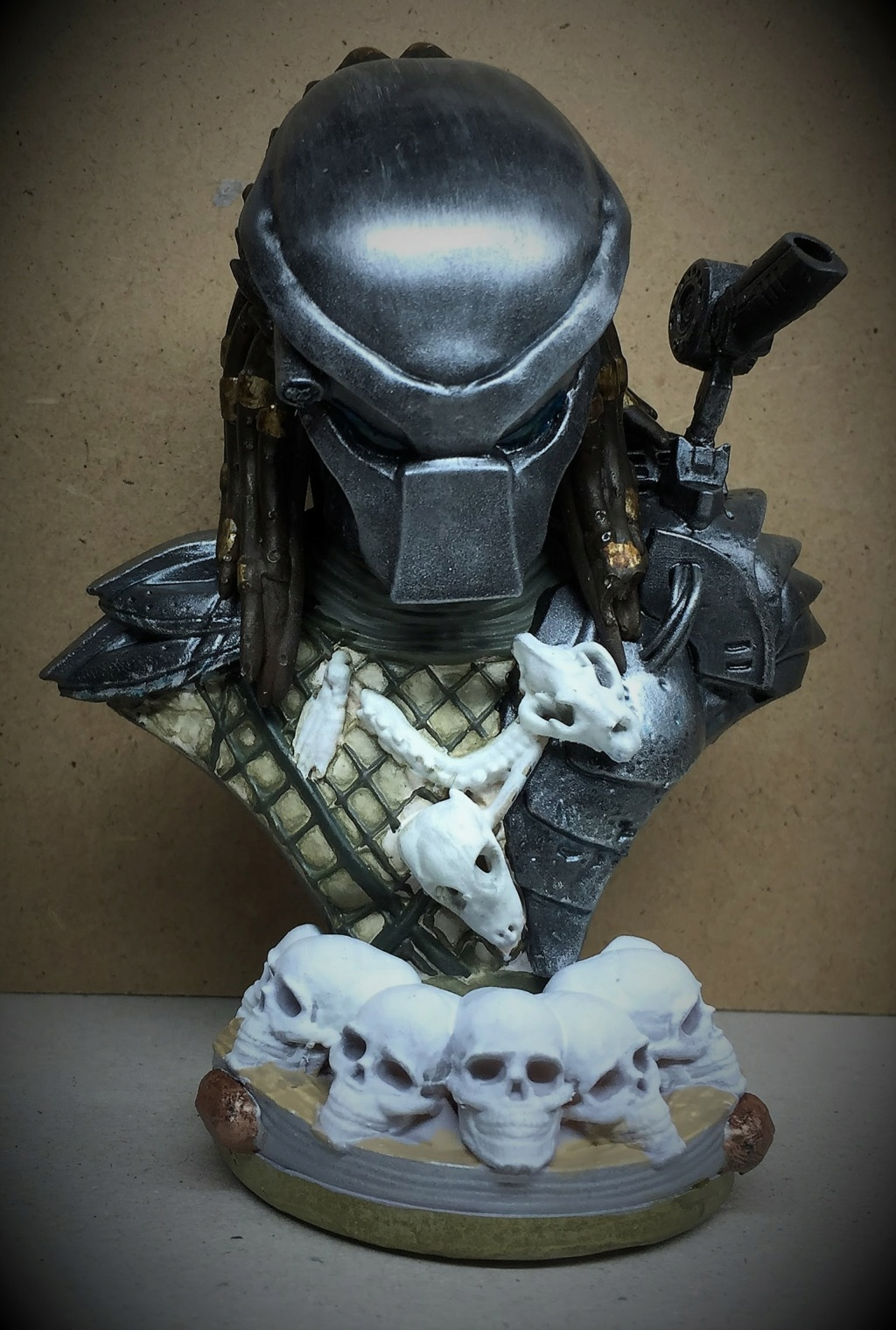 Buste Predator 1/10 Img_6164